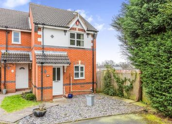 Thumbnail 2 bed end terrace house for sale in Forsythia Close, Birmingham, West Midlands