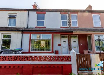Thumbnail 4 bed terraced house for sale in Westbourne Avenue, Blackpool, Lancs