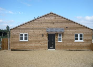 Thumbnail 3 bed barn conversion to rent in Third Drove, Little Downham, Ely