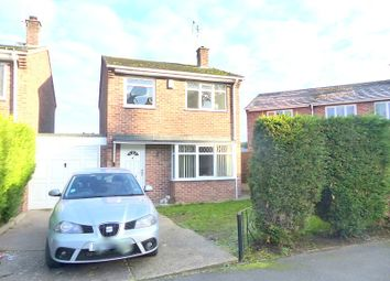 Thumbnail 3 bed property to rent in Hillside Road, Blidworth, Nottinghamshire