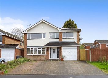 Thumbnail 4 bed detached house for sale in St Ives Road, Park Hall, Walsall