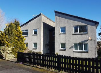 Thumbnail 1 bed flat to rent in Oakfield Drive, Dumfries