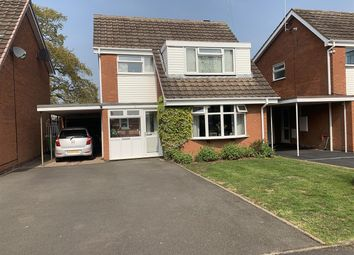 Thumbnail 4 bed detached house for sale in Sweetbriar Way, Stafford