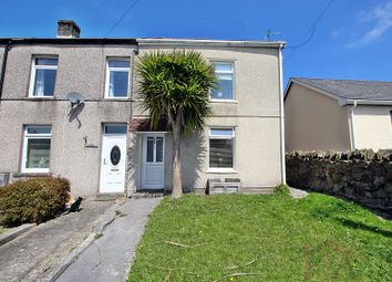 Thumbnail 3 bed end terrace house for sale in Southall Street, Brynna, Pontyclun, Rhondda, Cynon, Taff.