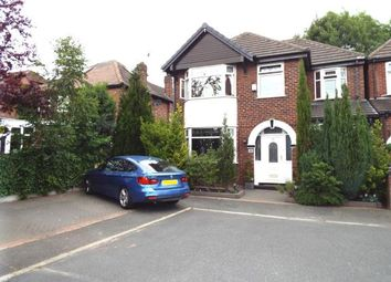 Thumbnail 4 bed detached house for sale in Brentwood Road, Swinton, Manchester, Greater Manchester