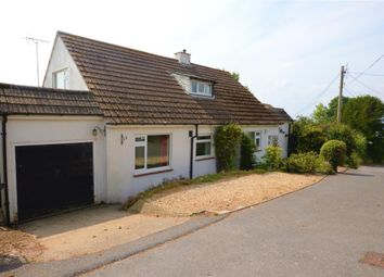 Thumbnail 4 bed detached bungalow for sale in Windward Lane, Holcombe, Devon