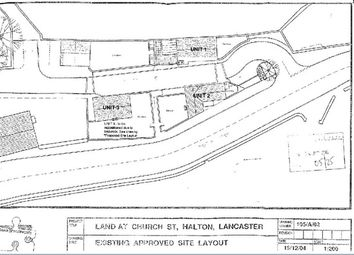 Thumbnail Land for sale in Church Brow, Lancaster