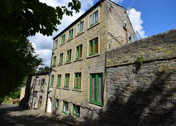 Thumbnail 3 bed flat to rent in Bottoms, Halifax