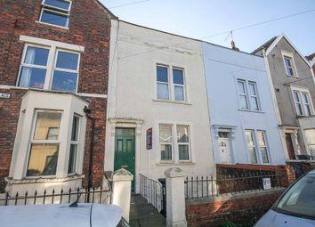 Thumbnail 4 bed terraced house for sale in Southville Place, Southville, Bristol