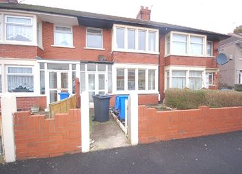 Thumbnail 3 bed terraced house to rent in Homestead Drive, Fleetwood