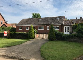 Thumbnail 2 bed detached bungalow for sale in Main Street, Gunby, Grantham