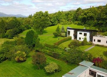 Thumbnail 5 bed detached house for sale in Glenarn Road, Rhu, Argyll And Bute