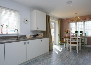 Thumbnail 3 bedroom detached house for sale in The Doveridge At Saxon Fields, Wyaston Road, Ashbourne, Derbyshire
