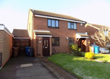 Thumbnail 2 bed property to rent in Haverfield Avenue, Lichfield, Staffordshire