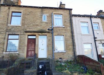 Thumbnail 4 bed terraced house for sale in Farnham Road, Great Horton, Bradford