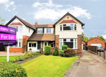 Thumbnail 4 bed semi-detached house for sale in The Link, Hull