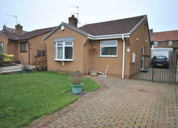 Thumbnail 2 bed detached bungalow for sale in Whitby Road, Harworth, Doncaster