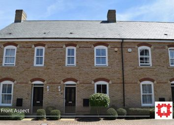Thumbnail 3 bedroom terraced house for sale in Charlotte Avenue, Stotfold, Herts