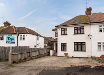 Queensway, West Wickham BR4. 3 bed semi-detached house for sale
