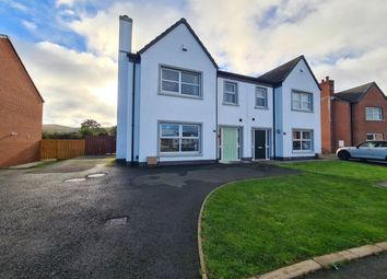 Thumbnail Semi-detached house for sale in Cashelton Manor, Newtownabbey