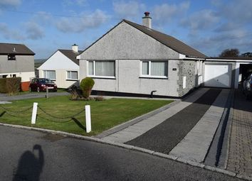 Thumbnail 3 bed detached bungalow for sale in Trevelthan Road, Illogan, Redruth