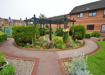 Thumbnail 2 bed flat for sale in Jasmine Court, Wigston