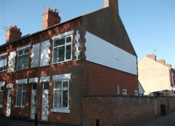 Thumbnail 2 bed end terrace house to rent in Dunton Street, Wigston