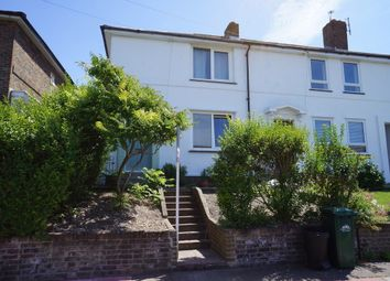 Thumbnail 3 bed end terrace house to rent in Tarner Road, Brighton