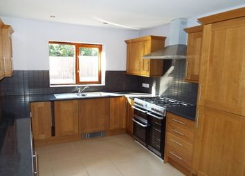 Thumbnail 4 bed detached house to rent in Calverton Road, Arnold