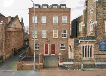 Thumbnail 3 bed town house for sale in Albert Mews, Victoria Road, Margate