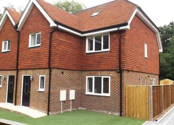 Thumbnail 4 bed semi-detached house for sale in Turners Hill Road, Crawley Down