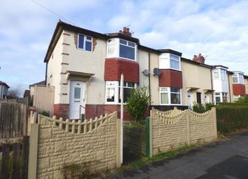 Thumbnail 2 bed end terrace house for sale in Raven Street, Deepdale, Preston, Lancashire