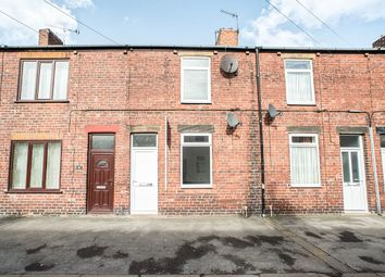 Thumbnail 2 bed terraced house to rent in Hardwick Road, Featherstone, Pontefract
