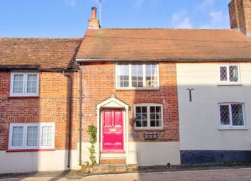 Thumbnail 2 bed terraced house for sale in The Street, Whiteparish, Wiltshire