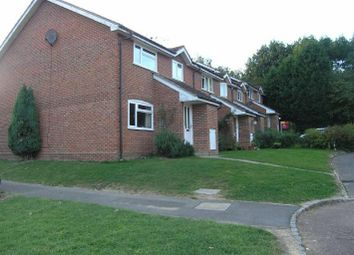 Thumbnail 2 bed end terrace house to rent in Cornwall Close, Woosehill, Wokingham