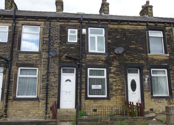 Thumbnail 3 bed terraced house for sale in Woodhall Avenue, Bradford