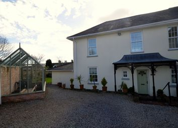Thumbnail 5 bed semi-detached house for sale in Silleys Close, Coleford Road, Tutshill, Chepstow
