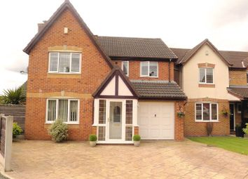 Thumbnail 5 bedroom detached house for sale in Spruce Crescent, Bury