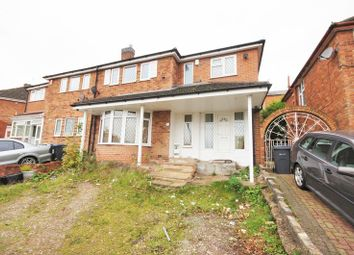Thumbnail 4 bed semi-detached house for sale in Pickwick Grove, Moseley, Birmingham