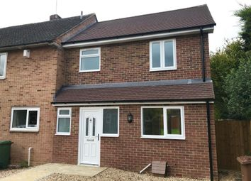 Thumbnail 3 bed end terrace house to rent in North Abingdon, Oxfordshire