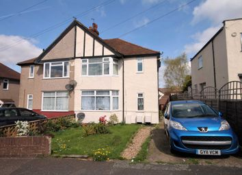 Thumbnail 2 bed maisonette for sale in Highfield Avenue, Erith