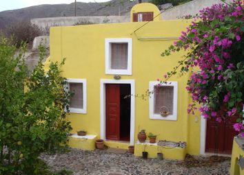 Thumbnail 3 bed villa for sale in Oia, Santorini, Cyclade Islands, South Aegean, Greece