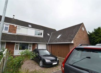 Thumbnail 6 bed semi-detached house for sale in Willow Crescent, Market Harborough, Leicestershire