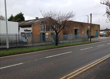 Thumbnail Light industrial to let in Springfield Road, Leek, Staffordshire