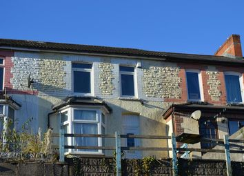 Thumbnail 4 bed terraced house for sale in Pontypridd, Treforest, Mid Glamorgan
