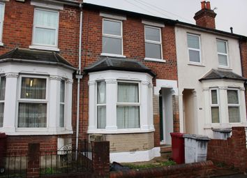 Thumbnail 2 bed terraced house to rent in Newport Road, Reading, Berkshire RG1, Reading,