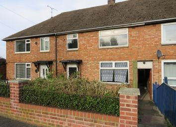 Thumbnail 3 bed terraced house for sale in Amyson Road, Thunby Lodge, Leicester