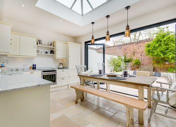 Thumbnail 5 bed terraced house for sale in Calbourne Road, London