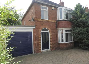 Thumbnail 3 bed detached house for sale in Ardeen Road, Doncaster