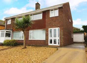 Thumbnail 3 bed semi-detached house for sale in Roselands Drive, Paignton
